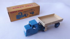 Dinky Toys - Schaal 1/43 - Mechanical Horse with Open Wagen No.415