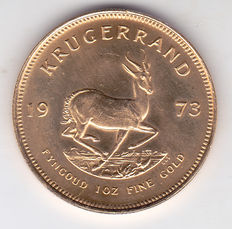 South Africa – 1 Krugerrand 1973 – 1oz gold