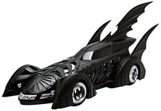 Batman Forever  - Hot Wheels - Scale 1/18 - Batman Forever Batmobile 1995