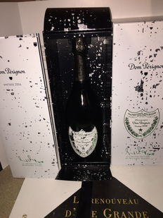 2006 Dom Pérignon Limited Edition by Michael Riedel, Brut Champagne – 1 bottle (75cl) with box