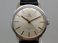 Omega Seamster 30 Mens watch 1960's