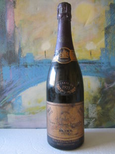 1973 Veuve Clicquot Ponsardin Carte Or - Bicentenario 1872-1972 - 1 bottle (77cl) - outstanding and rare