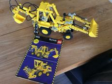 Technic - 8862 - Backhoe