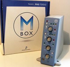 Digidesign Mbox - original model from 2002 – with music software Pro Tools LE 5.2