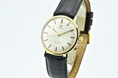 Omega Geneve - 14 kt gold men's watch - 1960s