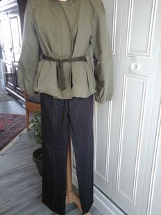 Isabel Marant - Lot of a jacket and trousers