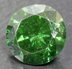 0.34 ct Green Diamond ** no reserve **
