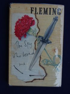 Ian Fleming - The Spy Who Loved Me - 1962