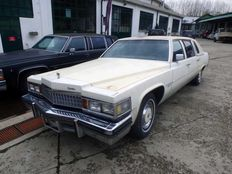 Cadillac - Fleetwood Limousine - 1978
