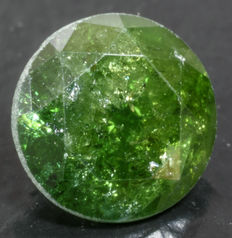 0.50 ct Green Diamond ** no reserve **