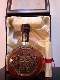 Whyte & Mackay 21 years old Gold Medallion
