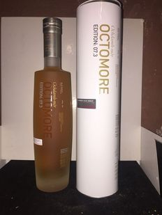 Octomore edition 07.3 - 63% 70cl
