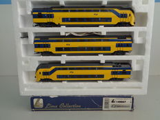 Lima H0 - 149857 – Three-piece electric train unit IRM of the NS