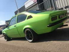 Opel - Kadett coupe - 2,9 Cosworth Supercharged - 1973 - custom made