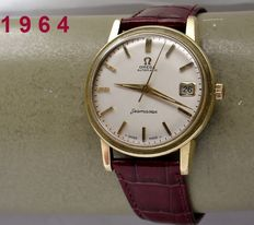 Omega – Seamaster – men's watch – 1964 + warranty!