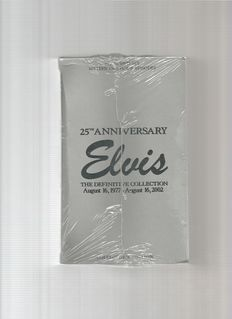 Elvis Presley   25th Anniversary  ELVIS   The Definitive Collection  August 16, 1977 - August 16, 2002