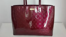 "Louis Vuitton - Shoulder bag - Monogram - Model, "" Vernis Wilshire GM"""