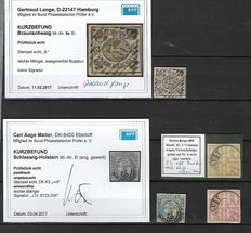 Old German states and German Empire - Collection
