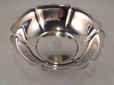 Silver bowl - USA - 1st half 20th century