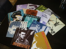 Lot of 13 The Smiths + Morrissey