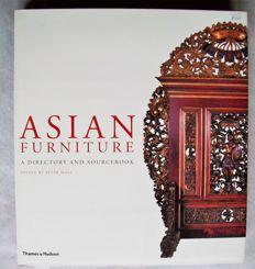 Book; Moss, Peter – Asian Furniture * A Directory and Sourcebook – 2007