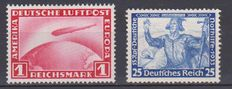 Germany 1931/33 - Michel 455, 506A and 799B