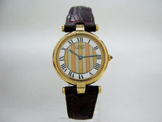 Cartier Lady Must De Vermeil – Ladies' Wristwatch – 1990s