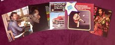 Chuck Berry - Lot Of 5 Great Albums; Motorvatin`+I`m A Rocker+Chuck Berry In London+Juke Box Special+Greatest Hits