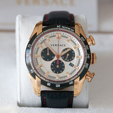 Versace Vray  Chronograph – men's wristwatch – in mint condition