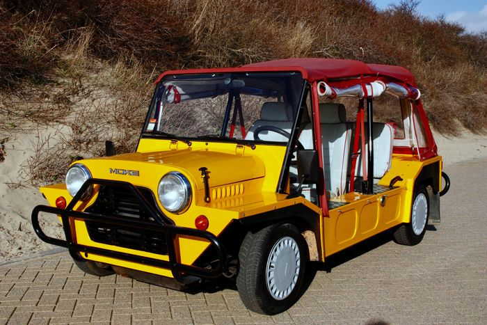 austin mini moke 1987 catawiki. Black Bedroom Furniture Sets. Home Design Ideas