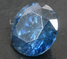 0.45 ct Blue Diamond ** no reserve **