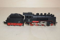 Märklin H0 - 3003 - Steam locomotive with tender BR 24 of DB