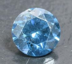 0.37 ct Blue Diamond ** no reserve **