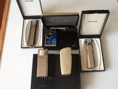 5 new Sarome gas lighters.