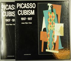 Picasso; Lot with 2 authoritative studies on the cubist period of Picasso - 1996/2003