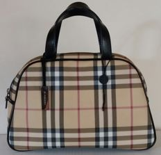 Burberry - Satchel .