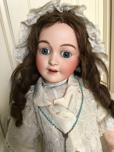 Rare antique doll Limoge Ed Tasson France