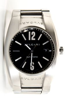 Bvlgari Ergon SZ – men's wristwatch.