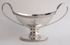 Silver Plated Sauce Tureen By Elkington & Co c. 1878