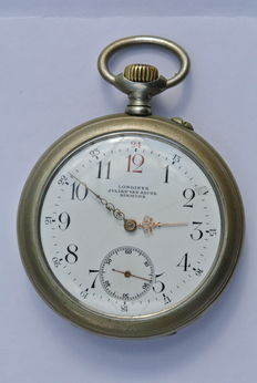 Longines – pocket watch – 1900