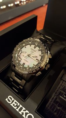 Seiko Astron SSE091J1 Limited Edition 2322/3500 NEW