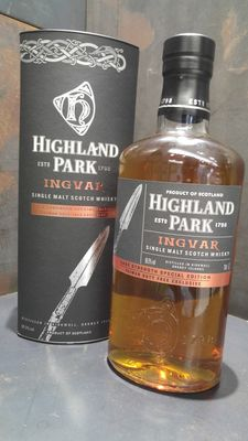 Highland Park Ingvar Cask Strength Limited Edition