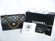 "Chanel - Classic double-flap ""medium"" handbag - ""Paris Limited Edition"""