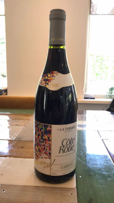 1997 E. Guigal Cote Rotie La Turque, Rhone - 1 bottle (75cl)