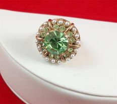 Hollycraft vintage ring New York 1950-1955
