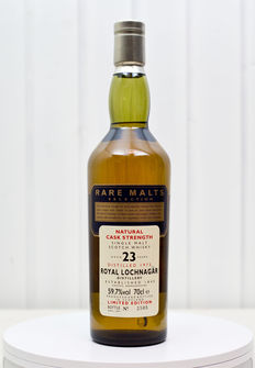 Royal Lochnagar 1973 UDV Rare Malts 23yo 1973-1997