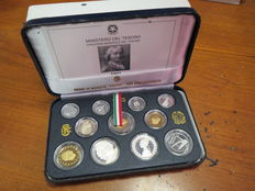 Republic of Italy – 1993 divisional proof series (including silver)