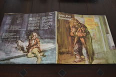 Jethro Tull, a lot of 7 beautiful albums (2 double albums)