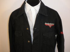 Harley Davidson - Denim Jacket - Café New York