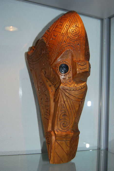 Ornament in the shape of a Singa - Batak - Sumatra - Indonesia